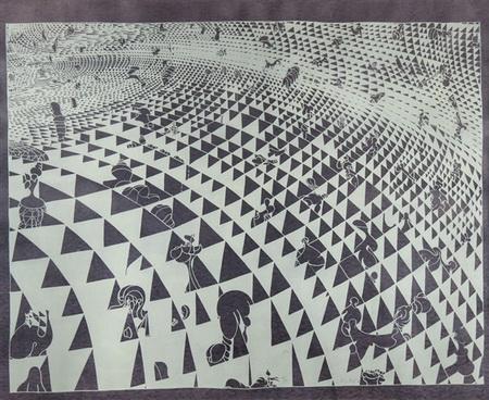 Auf Wiedersehn Sharpie (D.244), 1972 - Dieter Roth