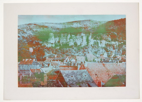 Heidelberg, 1970 - Дитер Рот