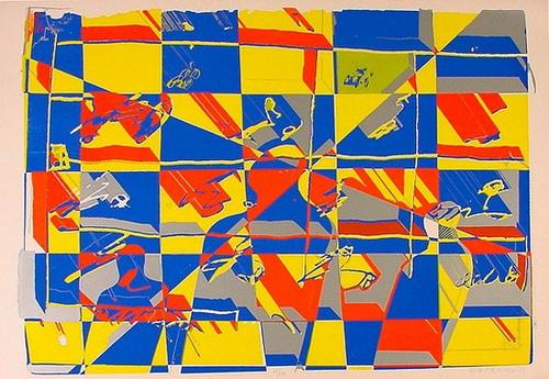 Probelauf (Trial Run), 1971 - Дітер Рот