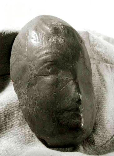 Mask, 1906 - Dimitrie Paciurea