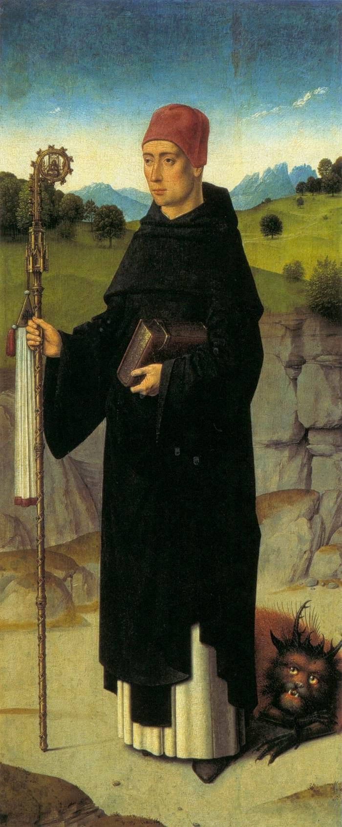 Martyrdom of St. Erasmus (right wing), 1458