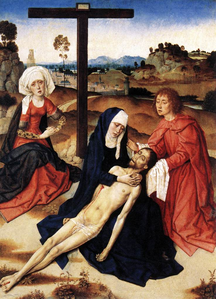 The Lamentation of Christ, 1460
