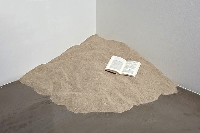 Untitled (Michel Butor), 2011 - Dominique Gonzalez-Foerster