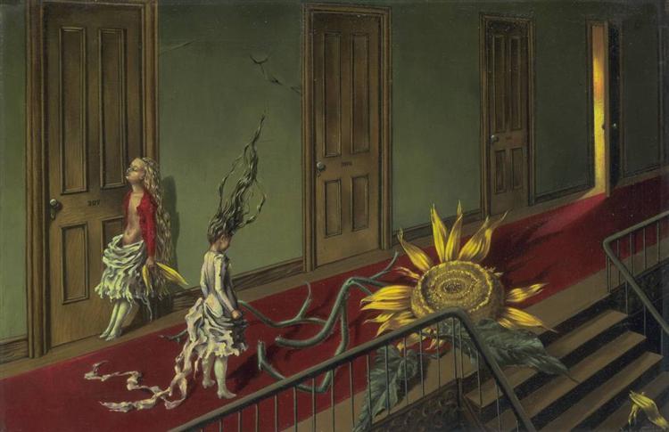Eine Kleine Nachtmusik, 1943 - Dorothea Tanning