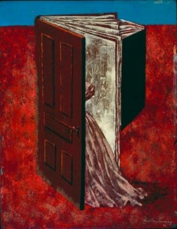 Portefeuille (Pocketbook), 1946 - Dorothea Tanning