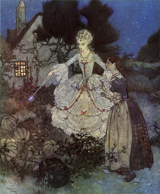 Vintage Grimm Fairy Tale Art | SCARCE 1924 Vintage 1st Ed ... |Grimm Fairy Tales Original Art