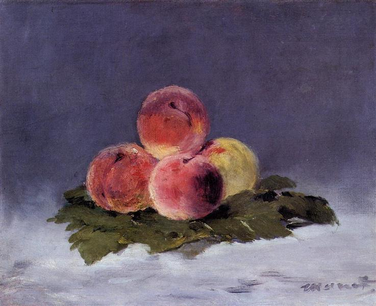 Peaches, 1882 - Edouard Manet