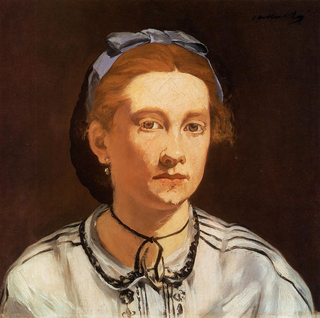 Manet Cabinet Painting