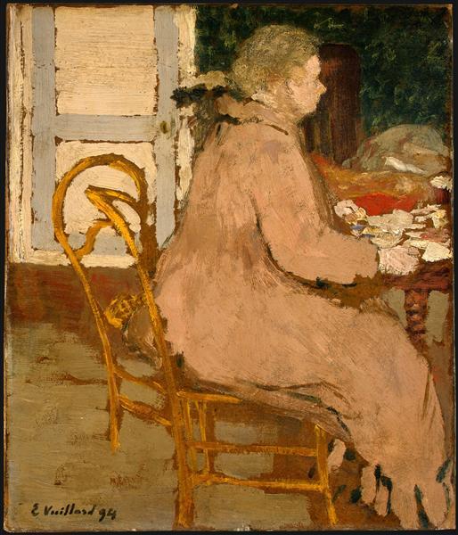 Breakfast, 1894 - Édouard Vuillard