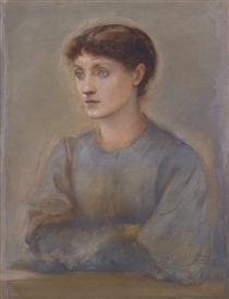 Margaret - Edward Burne-Jones