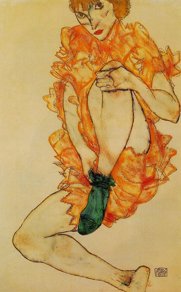 http://uploads6.wikipaintings.org/images/egon-schiele/the-green-stocking-1914.jpg