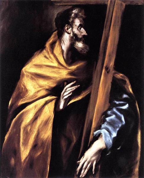 Apostle St. Philip, c.1612 - El Greco
