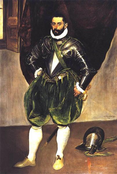 Vincenzo Anastagi, c.1575 - El Greco