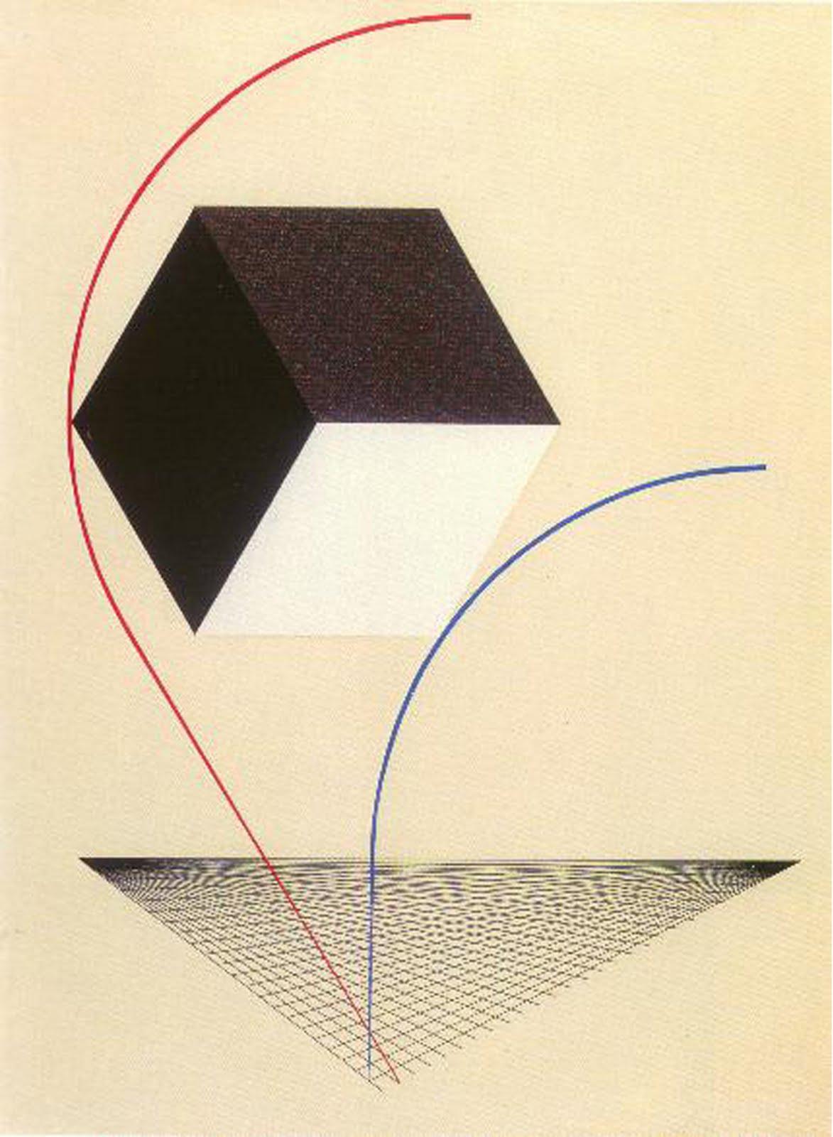 Proun - El Lissitzky - WikiArt.org