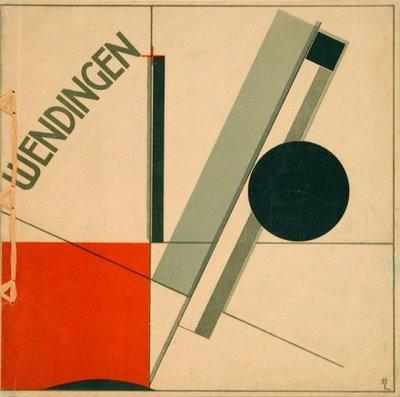 Wendingen, 1921 - Эль Лисицкий