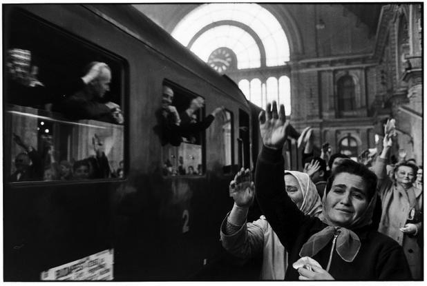 Budapest, Hungary, 1964 - Elliott Erwitt