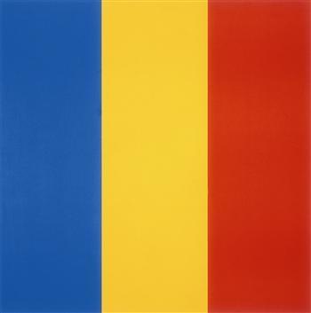 blue yellow red ellsworth kelly encyclopedia of visual arts. Black Bedroom Furniture Sets. Home Design Ideas