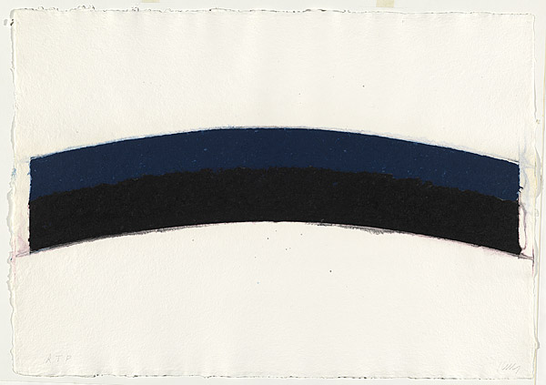 Colored paper images III, 1976 - Ellsworth Kelly