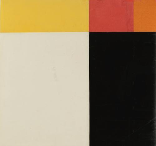 Study for Tiger, 1952 - Ellsworth Kelly