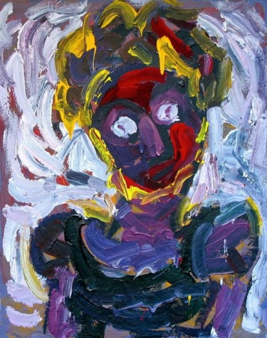 Wide-eyed, 2005 - Endre Bartos