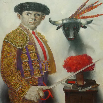 El torero, 2003 - Enrique Grau