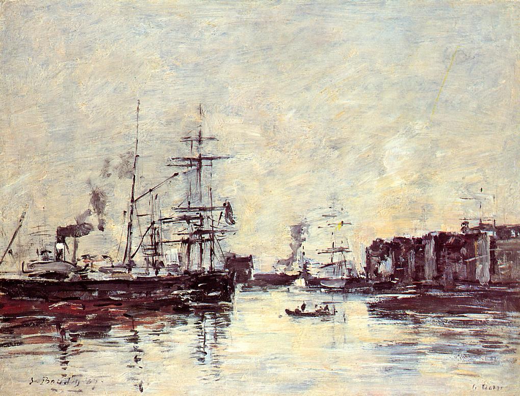 Sailing Boats, 1883