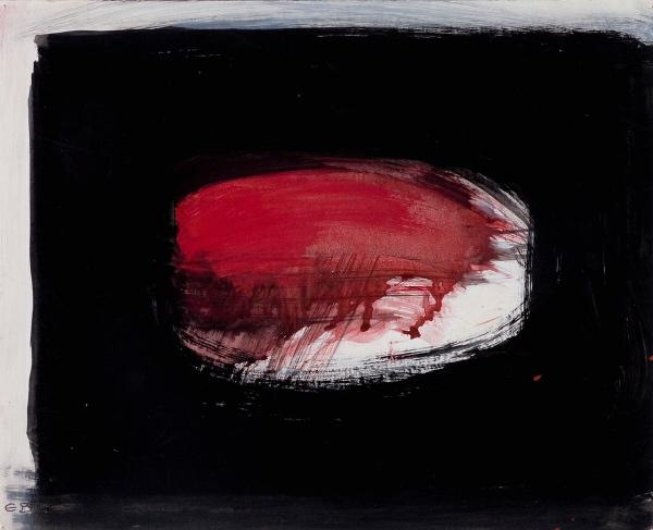 Peinture cosmique, 1990