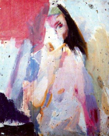 Pink bust, 1953 - Eugene Leroy