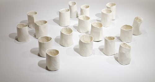 Repetition Nineteen I, 1967 - Eva Hesse