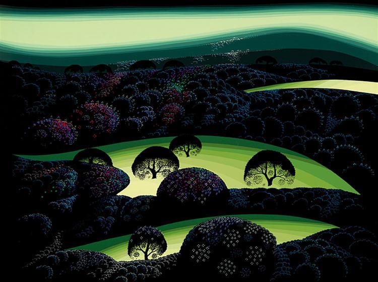 Nocturne, 1991 - Eyvind Earle