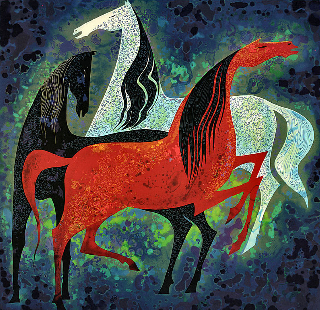 http://uploads6.wikipaintings.org/images/eyvind-earle/three-noble-horses-1993.jpg