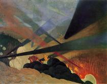 Verdun - Felix Vallotton