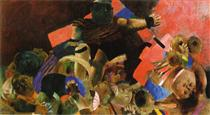 L'Apoteosi di Ramon Hoyos - Fernando Botero