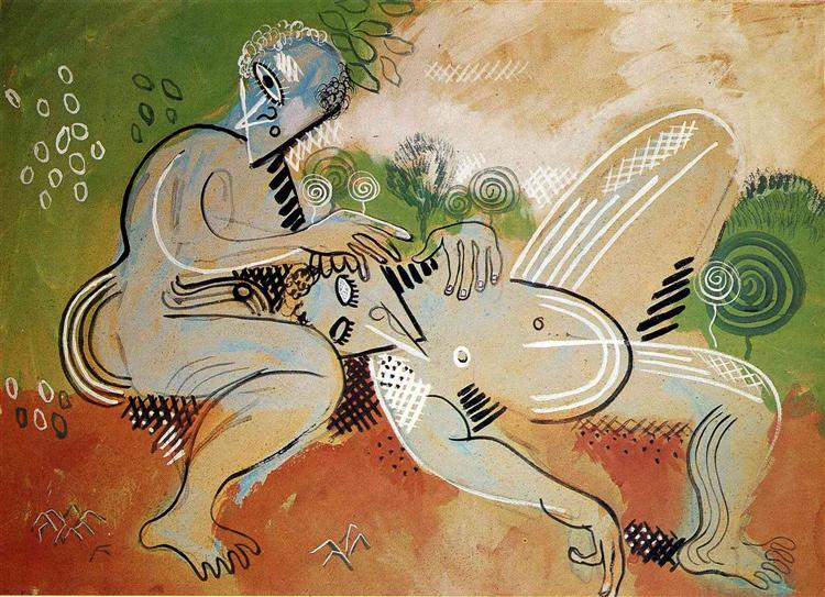 Idyll, 1924 - 1927 - Francis Picabia