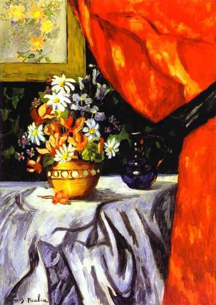 Still Life, c.1937 - c.1938 - Francis Picabia