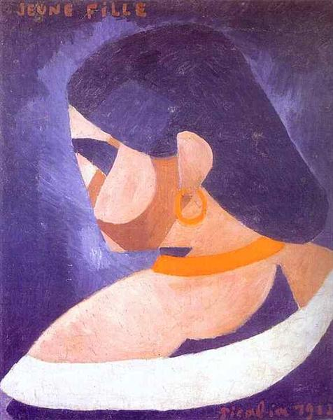 Young Girl, 1912 - Francis Picabia