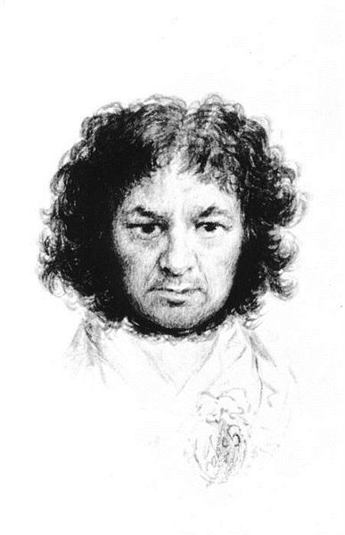 Self Portrait, 1795 - Francisco Goya