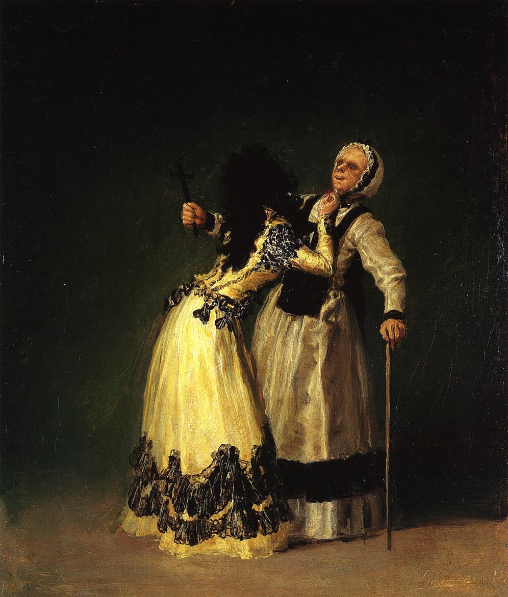 francisco goya style Art by francisco de goya, an innovative spanish romantic painter.