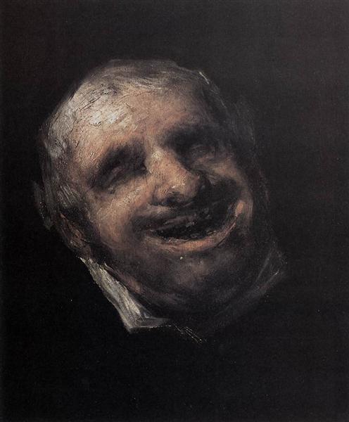 Tio Paquete, c.1820 - Francisco Goya