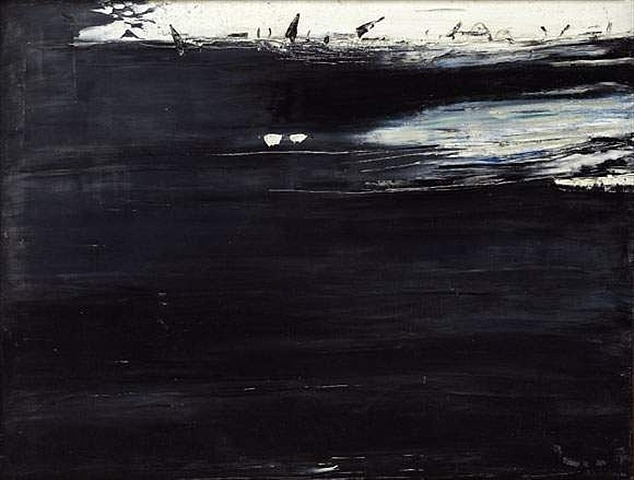 La lumière toujours plus lointaine, 1959 - Francois Arnal
