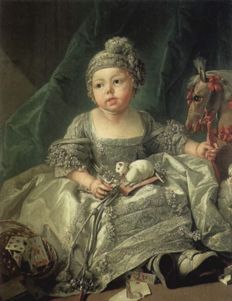 Portrait of louis philippe of orléans