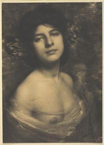 Hortensia - Frank Eugene