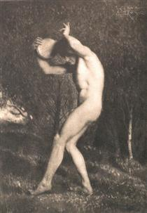 Male Nude - Frank Eugene