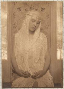 The Oriental Bride - Frank Eugene