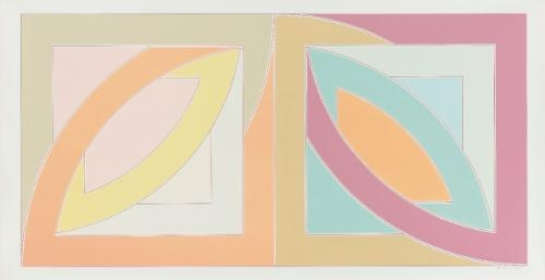 Bonne Bay, 1971 - Frank Stella