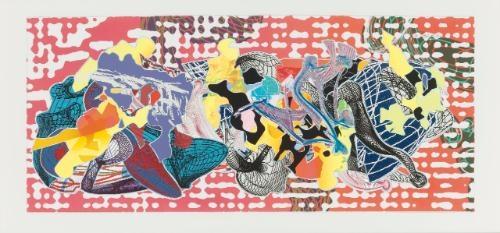Libertina, 1995 - Frank Stella