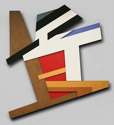 Pilica II, 1973 - Frank Stella