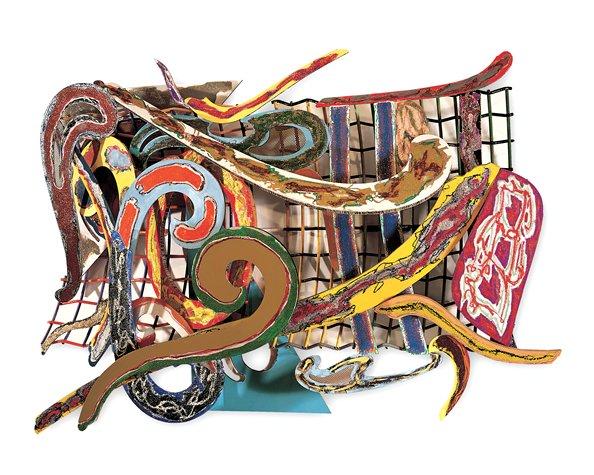 Shoubeegi - Frank Stella