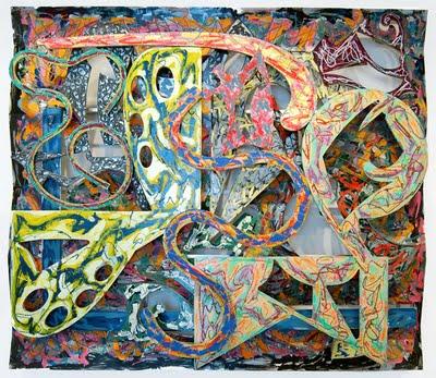 Talladega, 1980 - Frank Stella