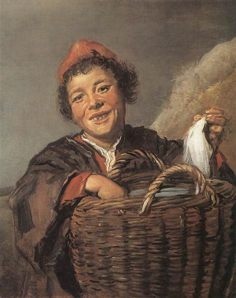 Fisher Boy, 1630 - 1632 - Frans Hals